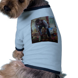 Kenneth_Cobb_2011_TheCollector_54inx48in_OilonCanv Ringer Dog Shirt