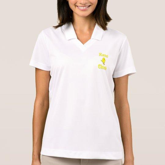 Keno  Chick Polo Shirt