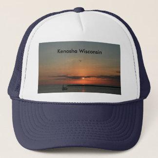 Kenosha Wisconsin Trucker Hat