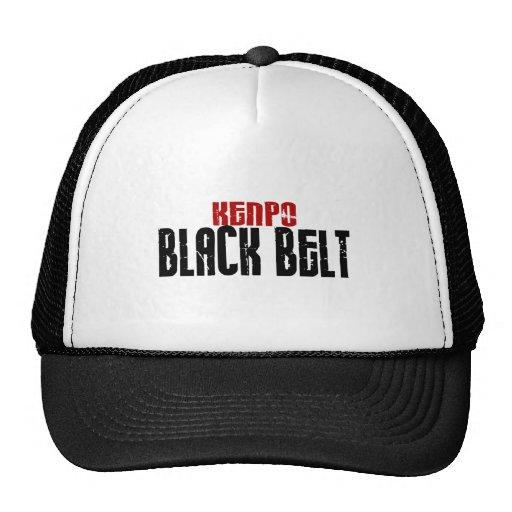 Kenpo Black Belt Karate Trucker Hat