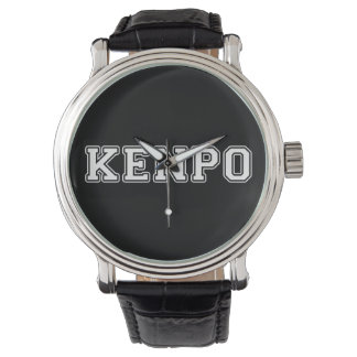 Kenpo Wristwatches