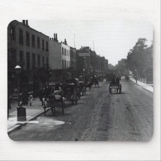 Kensington High Street, London Mouse Pad