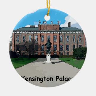 Kensington Palace Christmas Ornament