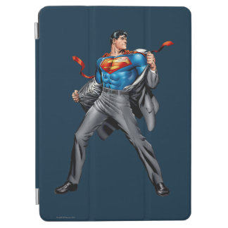 Kent changes into Superman iPad Air Cover