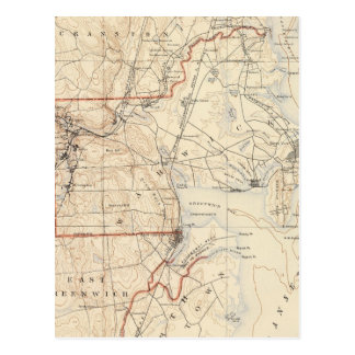 Kent County, Rhode Island Postcard