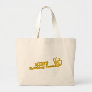 Kent Drinking Team tee shirts Tote Bag
