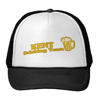 Kent Drinking Team tee shirts Trucker Hat
