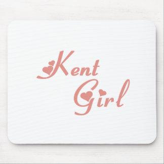 Kent Girl tee shirts Mousepads