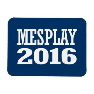 Kent Mesplay 2016 Rectangular Photo Magnet