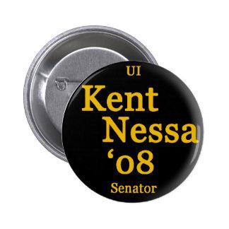 Kent Nessa '08 Button