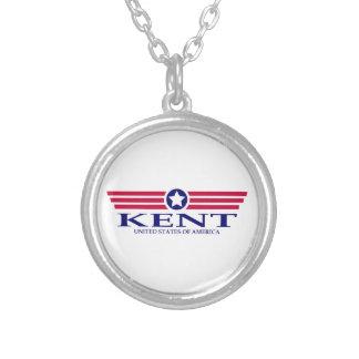 Kent Pride Round Pendant Necklace