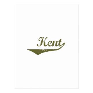 Kent  Revolution t shirts Postcard