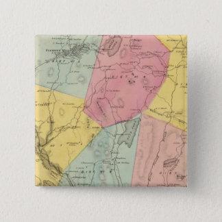 Kent, Town 15 Cm Square Badge