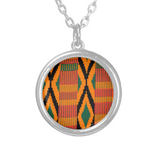 Kente Pattern Necklaces