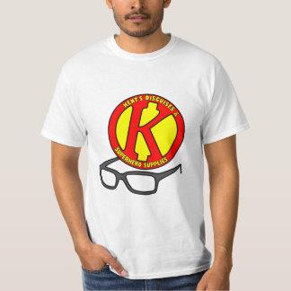 Kent's superhero supplies T-Shirt