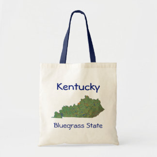 Kentuckian Map Bag