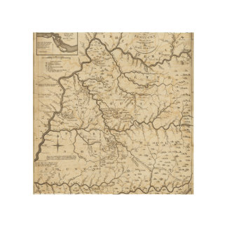 Kentucky 2 wood canvases