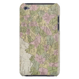 Kentucky 3 iPod touch case