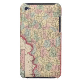 Kentucky 7 iPod touch Case-Mate case