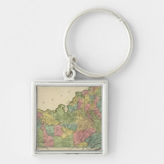 Kentucky 7 key ring