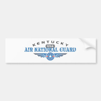 Kentucky Air National Guard Bumper Sticker