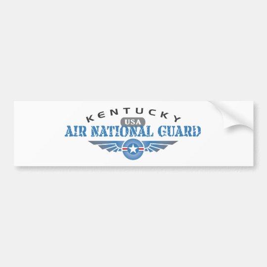 Kentucky Air National Guard Bumper Sticker