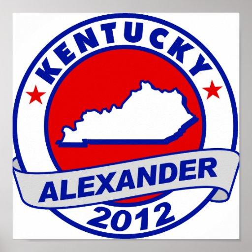 Kentucky Alexander Print