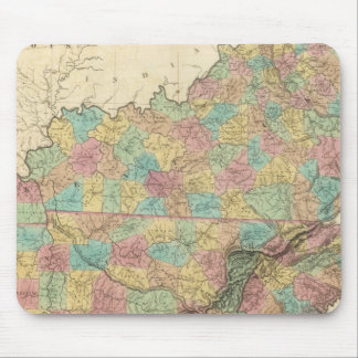 Kentucky and Tennessee 3 Mouse Mat