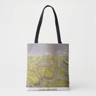 Kentucky and Tennessee 5 Tote Bag