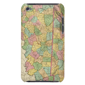 Kentucky and Tennessee 6 iPod Touch Case-Mate Case