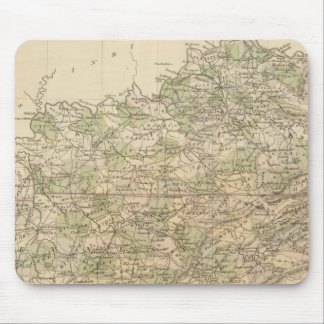 Kentucky and Tennessee 8 Mouse Mat