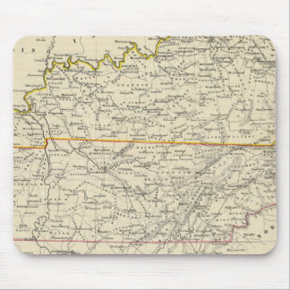 Kentucky and Tennessee Mouse Pad