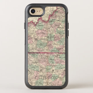 Kentucky and Tennessee OtterBox Symmetry iPhone 8/7 Case