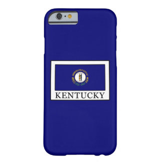 Kentucky Barely There iPhone 6 Case