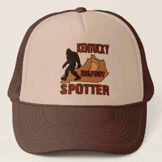 Kentucky Bigfoot Spotter Trucker Hat