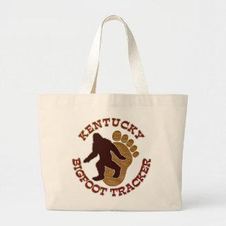 Kentucky Bigfoot Tracker Jumbo Tote Bag