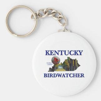 Kentucky Birdwatcher Key Ring