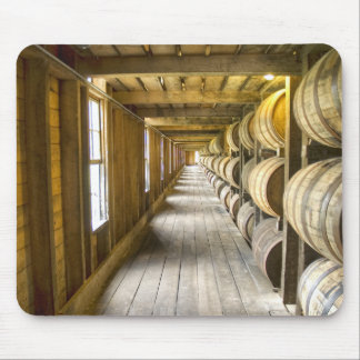 Kentucky Bourbon Distillery Mouse Mat