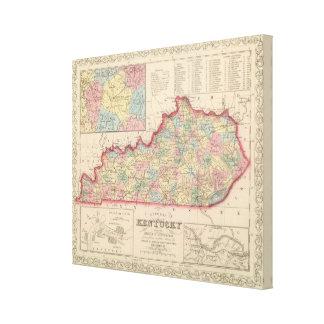 Kentucky Canvas Prints
