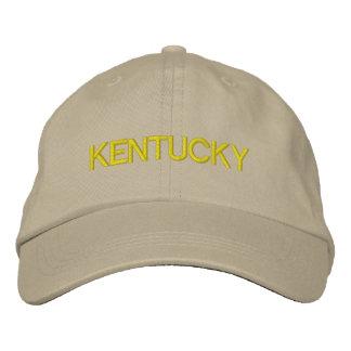 Kentucky Cap Embroidered Hats