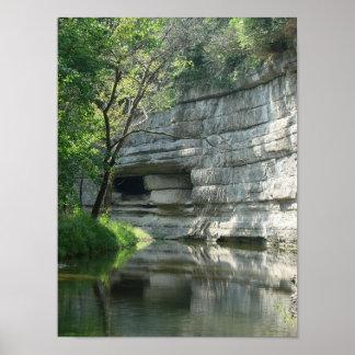 Kentucky Cliffs Print