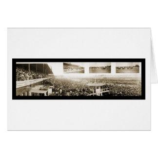 Kentucky Derby Photo 1921 Card