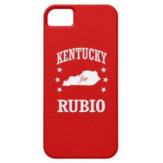 KENTUCKY FOR RUBIO CASE FOR THE iPhone 5