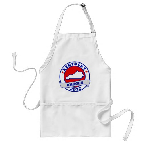 Kentucky Fred Karger Aprons