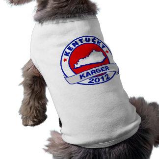 Kentucky Fred Karger Doggie Tshirt