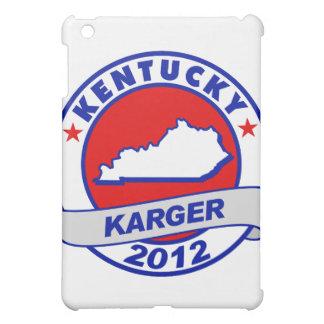 Kentucky Fred Karger iPad Mini Cases