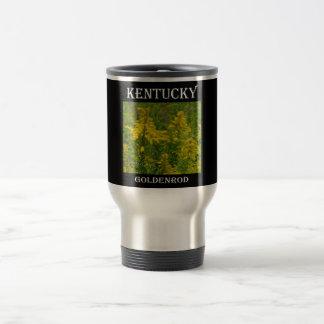 Kentucky Goldenrod Travel Mug