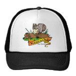 Kentucky grey squirrel hat
