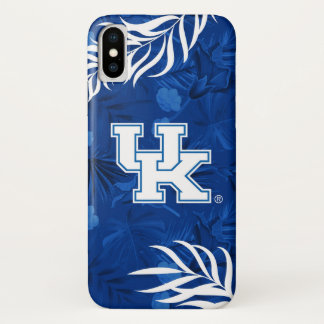 Kentucky | Hawaiian Pattern iPhone X Case
