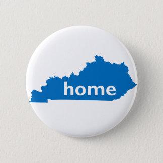 Kentucky Home 6 Cm Round Badge